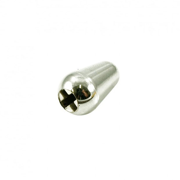 WD SSKCR USA Strat Pickup Selector Switch Tip Knob Chrome