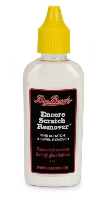 Big Bends Encore Scratch Remover 1oz.