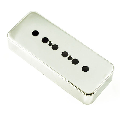 Chrome Standard P90 Soapbar Pickup Cover - 50mm Pole Spacing P-90
