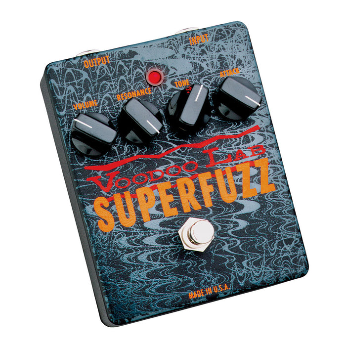 Voodoo Lab Superfuzz Vintage Fuzz Pedal