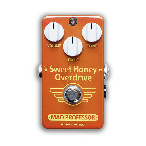 Mad Professor BJF Design Hand-Wired Sweet Honey Overdrive Pedal
