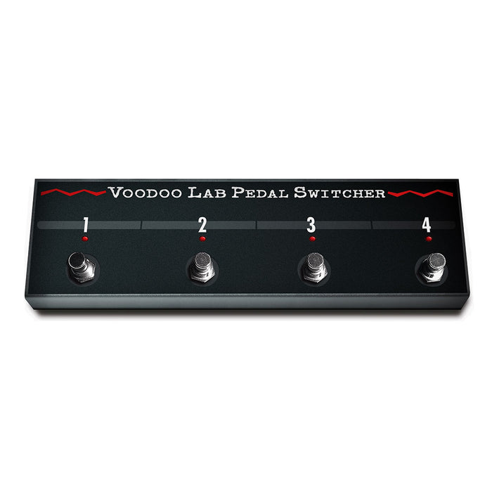 Voodoo Lab Pedal Switcher 4 True Bypass Loops