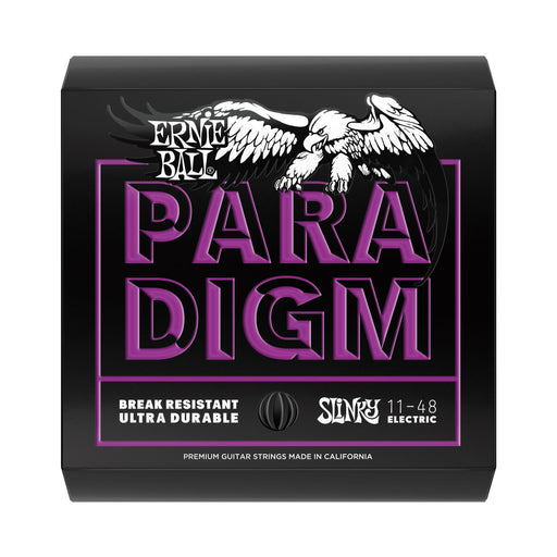 Ernie Ball 2020 Paradigm Power Slinky Electric Guitar Strings (11-48)