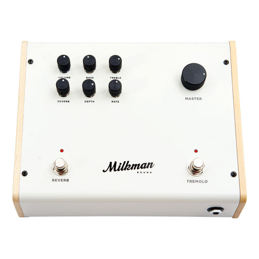Milkman Sound The Amp 50W of Tube Tone Updated Version!