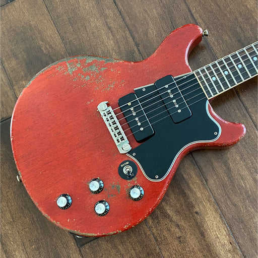 Rock N Roll Relics Thunders II DC Electric Guitar Aged Cherry 20993
