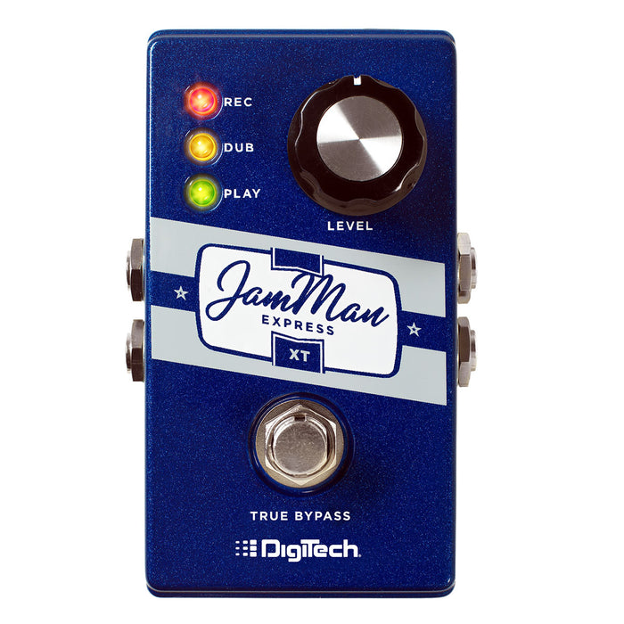 DigiTech JamMan Express XT Compact Stereo Looper with JamSync