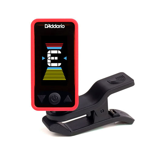 Planet Waves Eclipse Headstock Tuner Red PW-CT-17RD