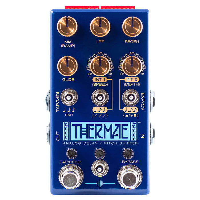 Chase Bliss Thermae Analog Delay Pitch Shifter