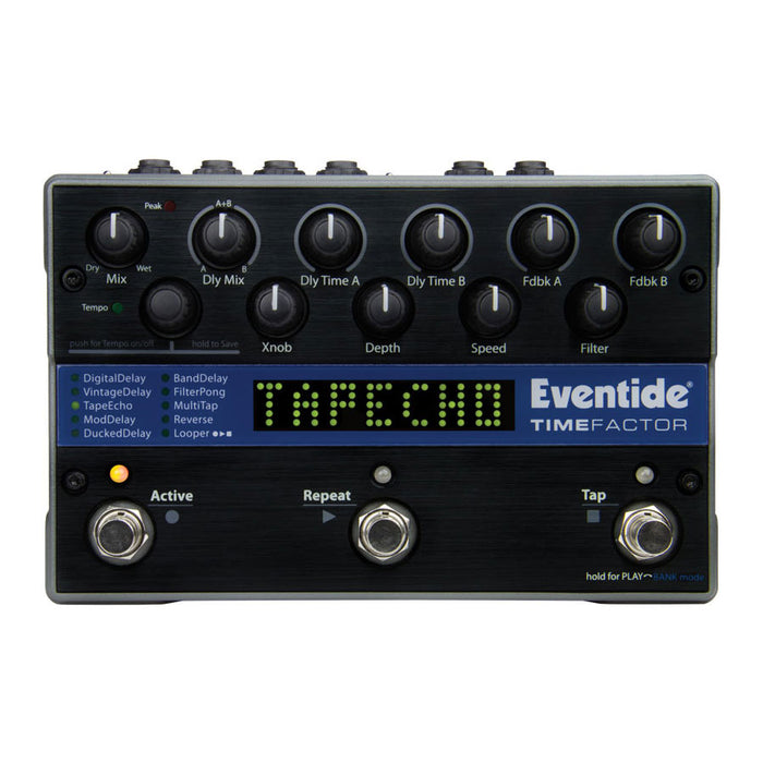 Eventide Timefactor Studio Quality Stereo Digital Delay