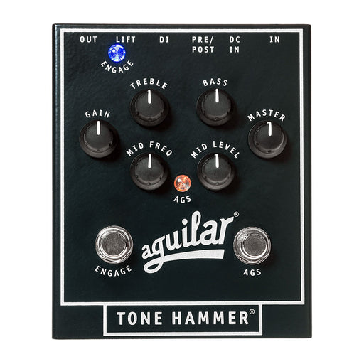 Aguilar Tone Hammer Bass Guitar Preamp Direct Box