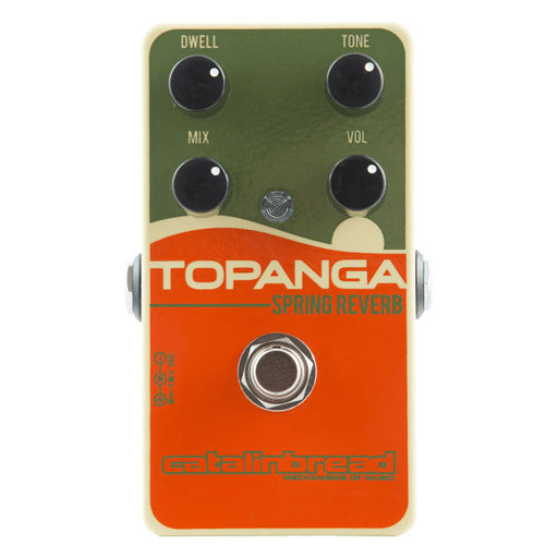 Catalinbread Topanga Outboard Spring Reverb  Pedal