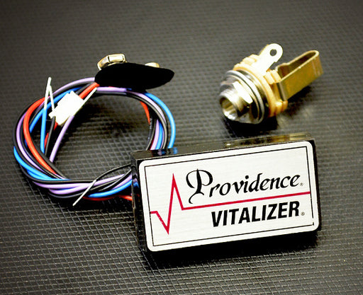 New! Providence Active Guitar Impedance Converter Vitalizer-G1 (VZ-G1)