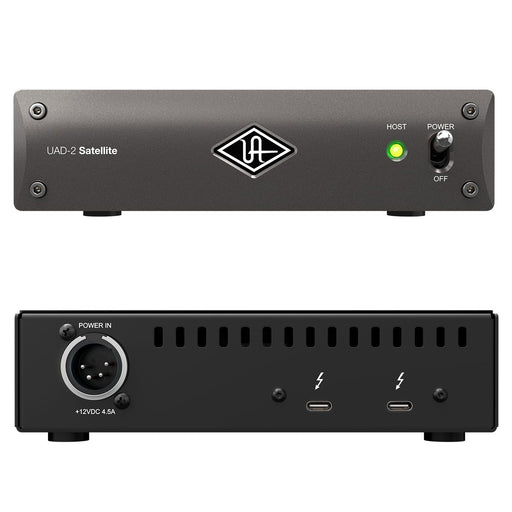 Universal Audio UAD-2 Satellite Thunderbolt 3 DSP Accelerator Quad Core