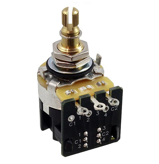 CTS 500K Premium DPDT Audio Push-Pull Potentiometer