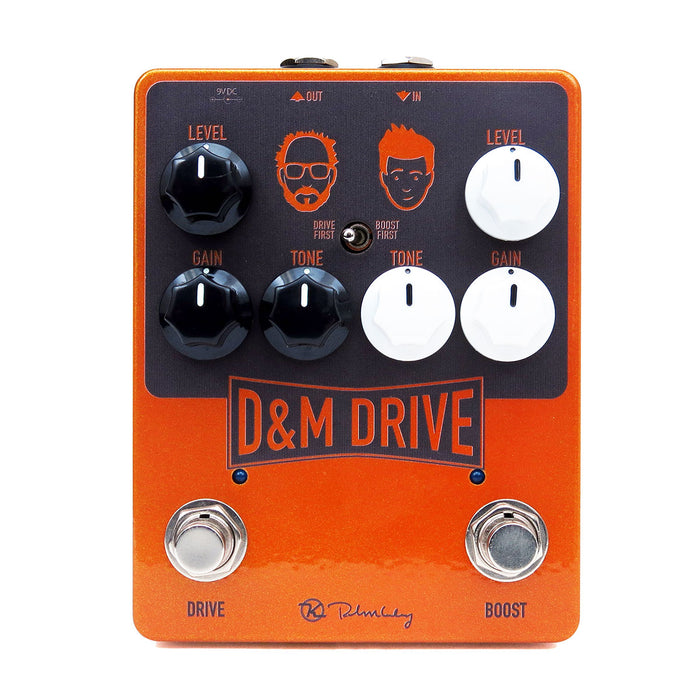 Robert Keeley That Pedal Show's D&M Drive Overdrive & Distortion