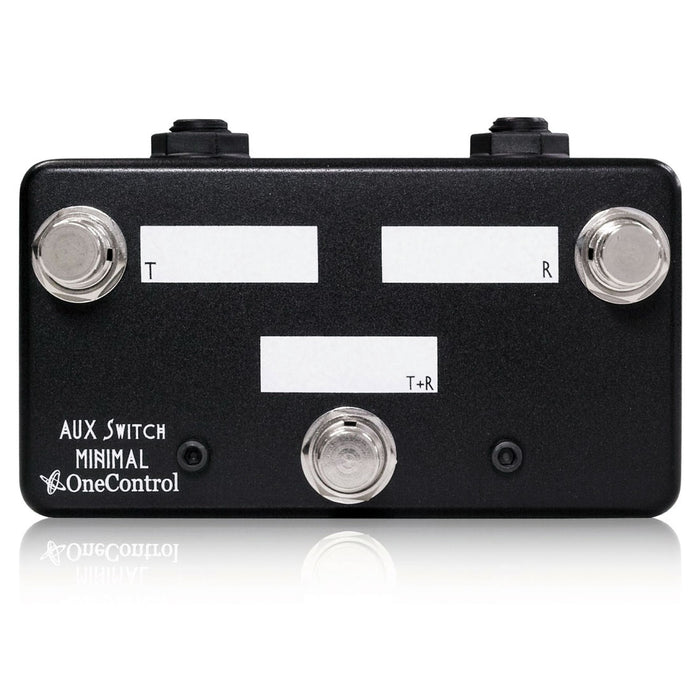 One Control Aux Switch - Multi Use Auxiliary Functions