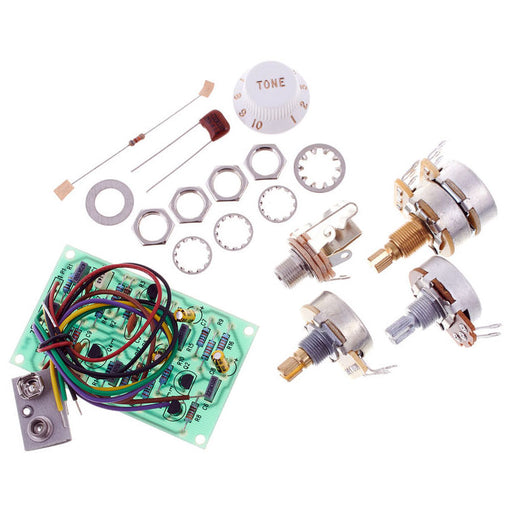 Fender Stratocaster Mid Boost Wiring Kit 0057577000