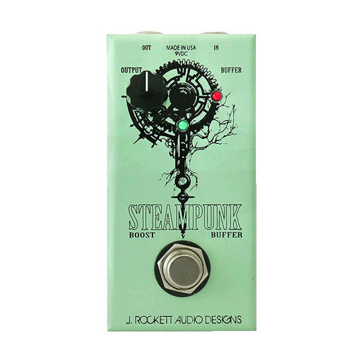J Rockett Pedals Jet Series Steampunk Boost Buffer