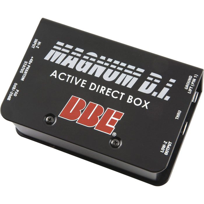 BBE Magnum D.I. Active Direct Box