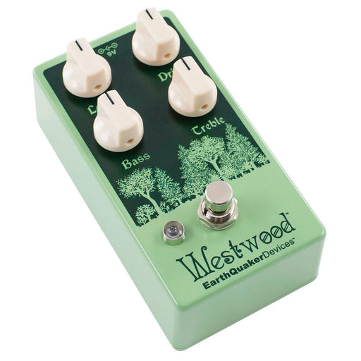 Earthquaker Devices Westwood™ Translucent Drive Manipulator Overdrive Pedal