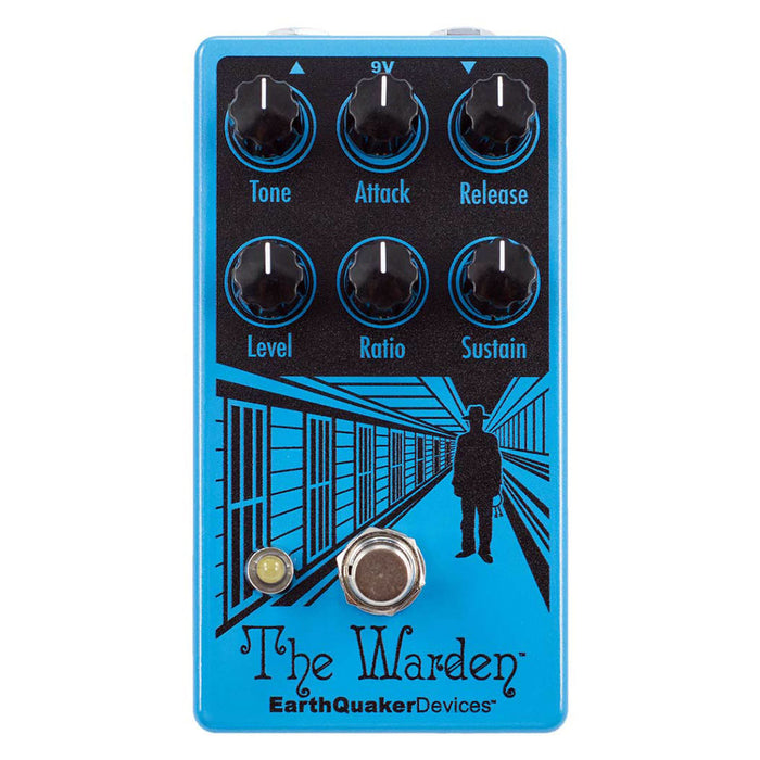 EarthQuaker Devices The Warden Optical Compressor
