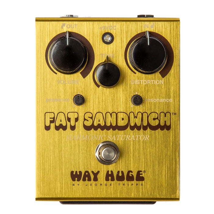 Way Huge WHE301 Fat Sandwich Distortion Multi-Stage Clipping Circuit