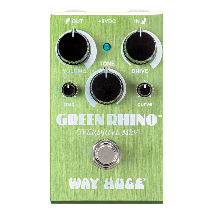 Way Huge WM22 Green Rhino Overdrive Mk V