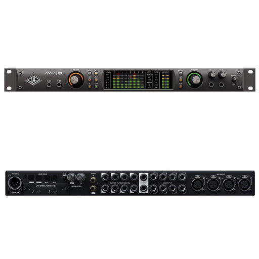 Universal Audio Apollo x8 Elite Audio Conversion Recording Interface