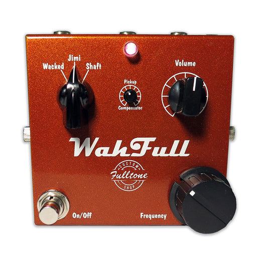Fulltone Custom Shop SC-WF WahFull Fixed Wah Pedal