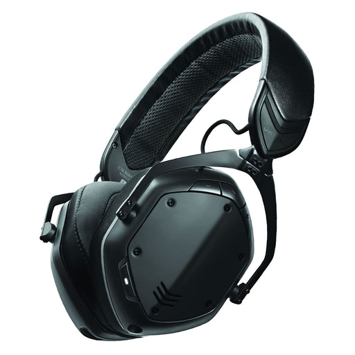 V-Moda Crossfade 2 Wireless Over-Ear Headphones Matte Black XFBT2-MBLACK