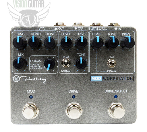 Keeley Electronics Mod Workstation (Overdrive & Modulation Effects)