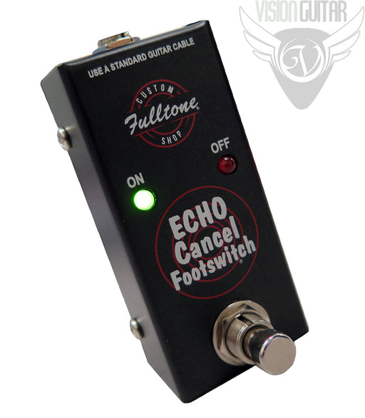 Fulltone TTE Relay-Activated Tape Echo Cancel Footswitch