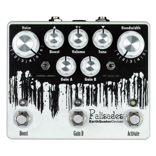 Earthquaker Devices Palisades Overdrive Distortion Pedal