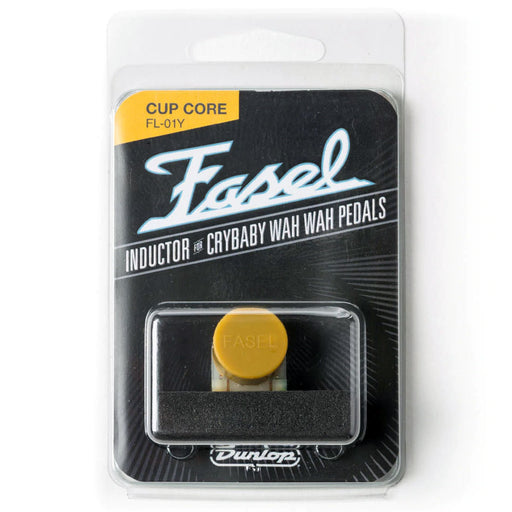 Dunlop FL01Y Yellow Fasel Cry Baby Inductor