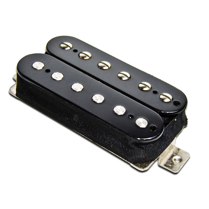 Lindy Fralin Pure P.A.F. Humbucker Pickup 52mm Spacing Black Bobbins