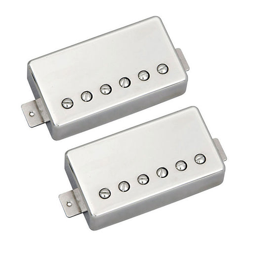 Seymour Duncan High Voltage Humbucker Pickup Set - Light Aged Nickel Covers