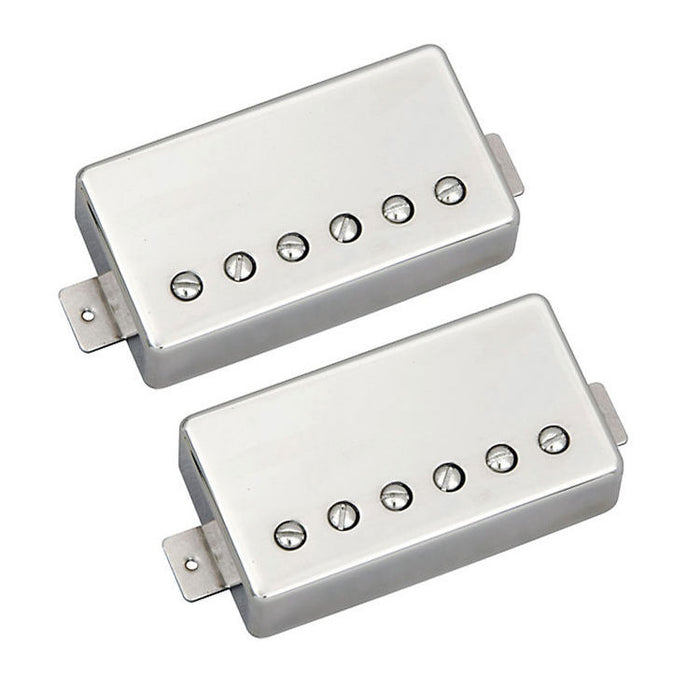 Seymour Duncan High Voltage Humbucker Pickup Set Light Aged Nickel Covers