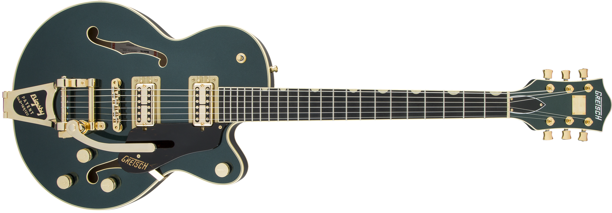 Gretsch G6659TG Players Edition Broadkaster Jr. Center Block Single-Cut (Open Box)