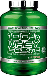 SCITEC NUTRITION 100% Whey ISOLATE PROTEIN Extra L-Glutamine Added 2000g