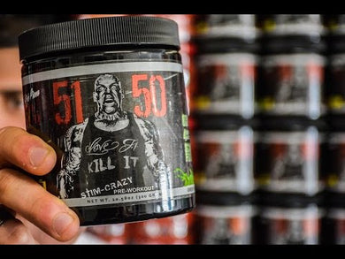 5% NUTRITION 5150 HIGH STIMULANT PRE-WORKOUT