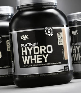 OPTIMUM NUTRITION Platinum Hydrowhey 30g of Protein per Serving (40 servings)
