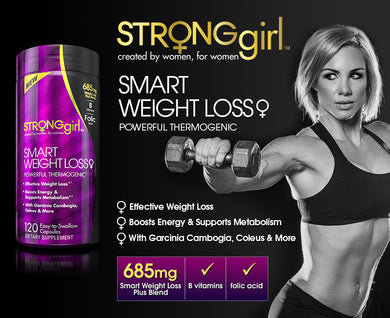 Strong Girl Smart Weight Loss – Powerful Thermogenic