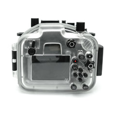 EOS M5 ( 18-55mm ) 40m/130ft SeaFrogs Underwater Camera Housing - A6XXX SALTED LINE