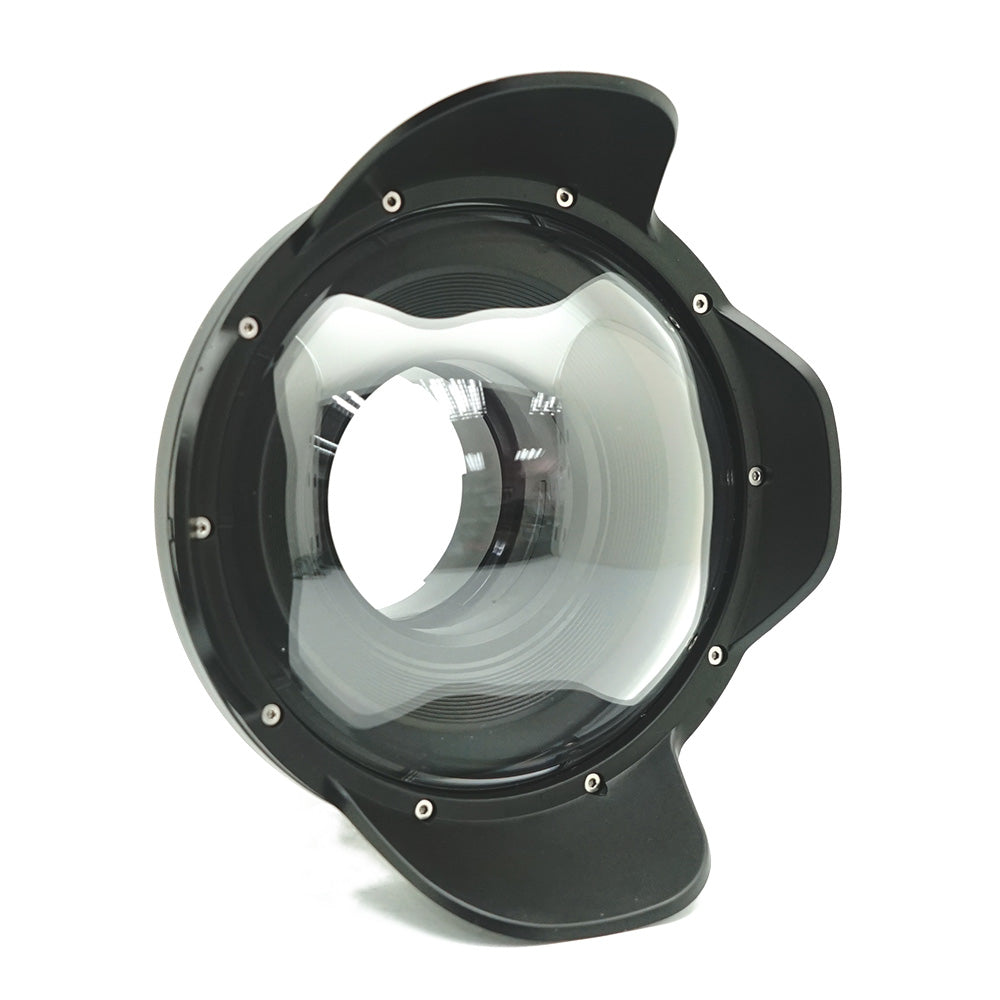 "6"" Dry Dome Port for Meikon & SeaFrogs Mirrorless Housings V.4 40M/130FT"