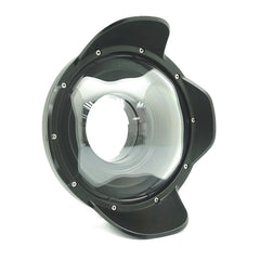 "6"" Dry Dome Port for Meikon & SeaFrogs Mirrorless Housings V.3 40M/130FT - A6XXX SALTED LINE"
