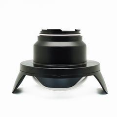 "6"" Dry Dome Port for Meikon & SeaFrogs Mirrorless Housings V.5 40M/130FT - A6XXX SALTED LINE"