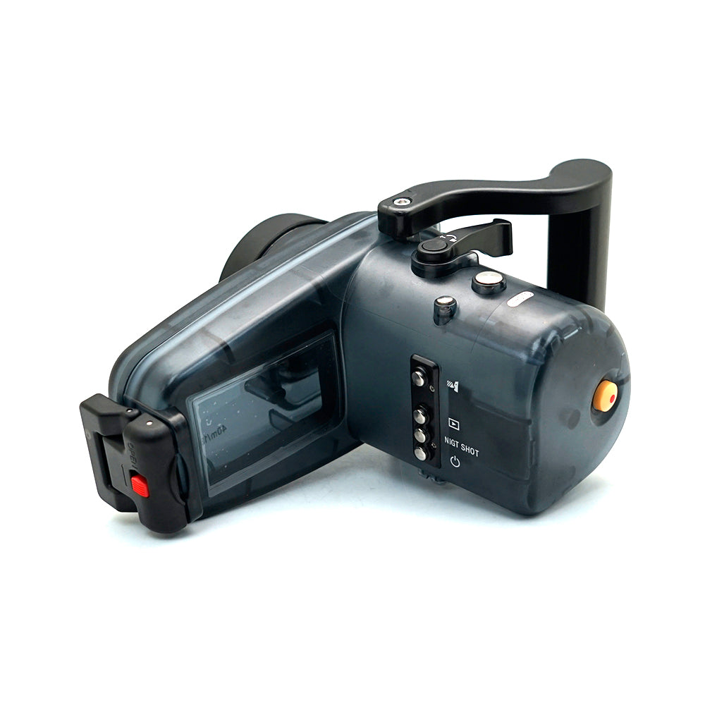 40m/130ft FDR-AXP55/AX53 Underwater video camera housing - A6XXX SALTED LINE