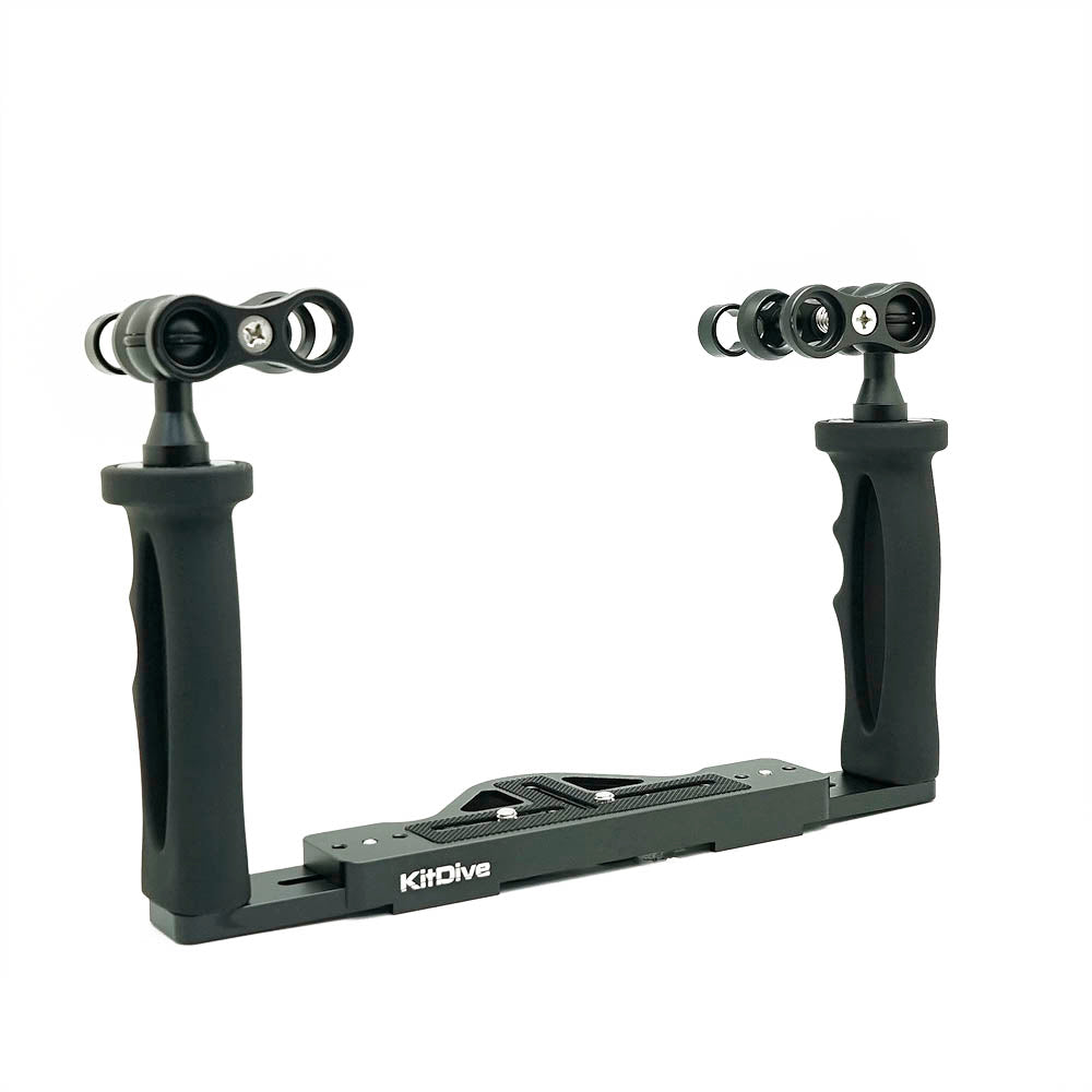 Aluminium Tray for underwater camera housing - A6XXX SALTED LINE