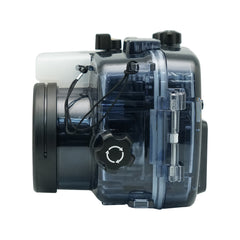 Sony A6500/A6300/A6000 60m/195ft SeaFrogs Underwater Camera Housing - A6XXX SALTED LINE