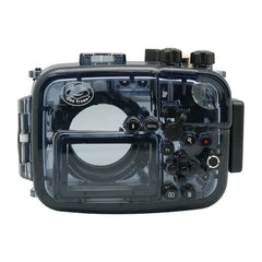 Sony A6500/A6400/A6300/A6000 60m/195ft SeaFrogs Underwater Camera Housing - A6XXX SALTED LINE